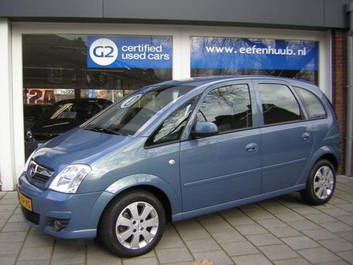 Opel Meriva 1.6-16V Temptation (2007)