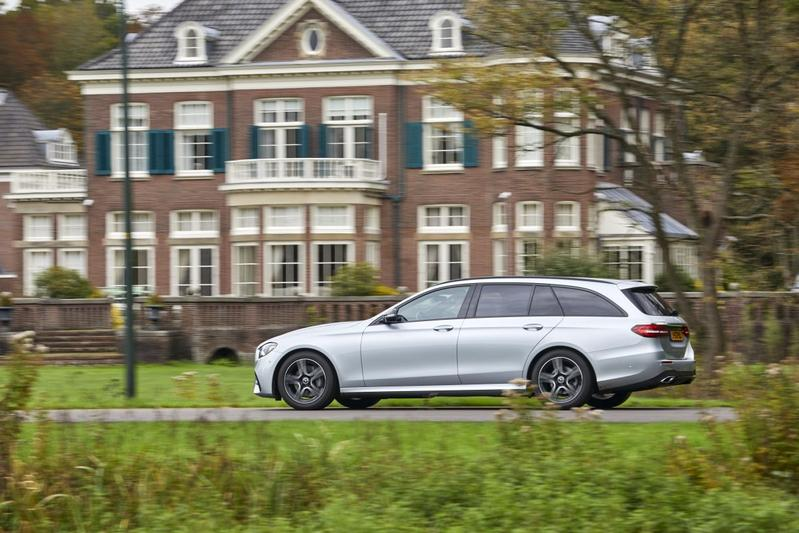 Test: Mercedes-Benz E200d Estate