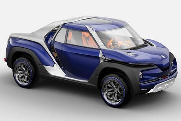 Yamaha presenteert Cross Hub Concept