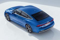 Audi hangt prijskaartje aan A7