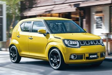 Officieel: gefacelifte Suzuki Ignis