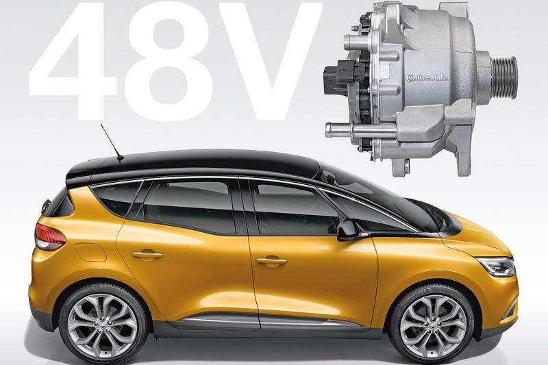 Innovatie De Komst Van 48 Volt Aan Boord Autoweek Nl