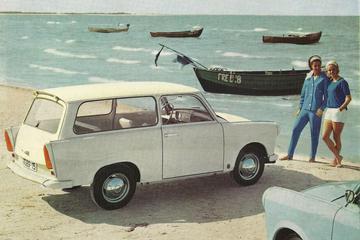 Het was er allemaal al: kunststof carrosserie