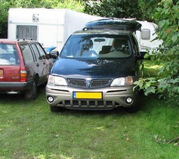 Chevrolet Trans Sport 3.4 V6 (2004)