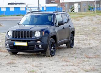 Jeep Renegade 1.4 MultiAir AWD Limited (2015)