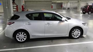 Lexus CT 200h Hybrid Business Line (2012)