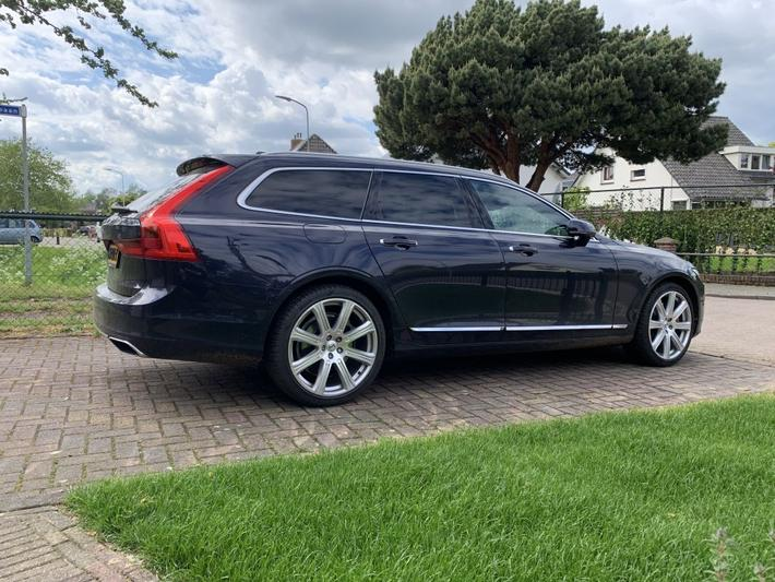 Volvo V90 T5 Inscription (2017)