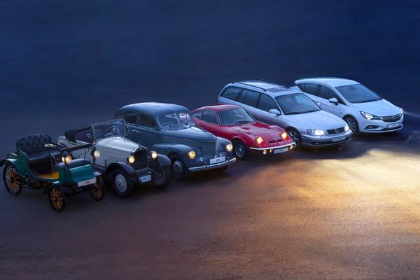 120 jaar autoverlichting - Reportage