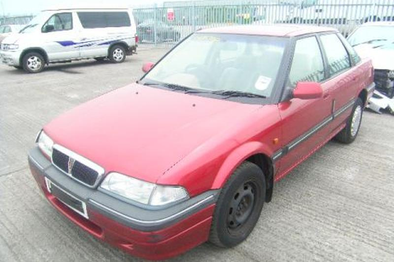 Rover 418 SLD (1995)