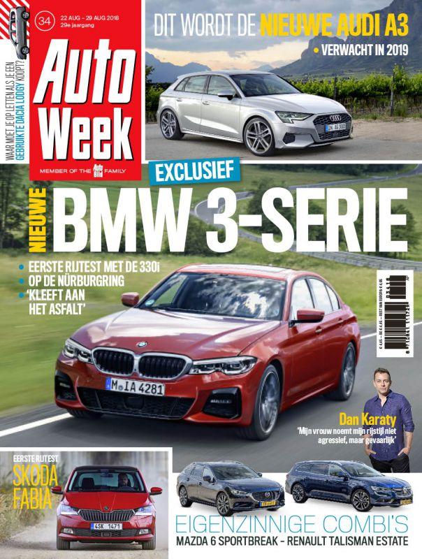 AutoWeek 34 2018