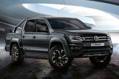 Volkswagen Amarok Dark Label geprijsd