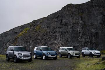 Land Rover Defender razend populair