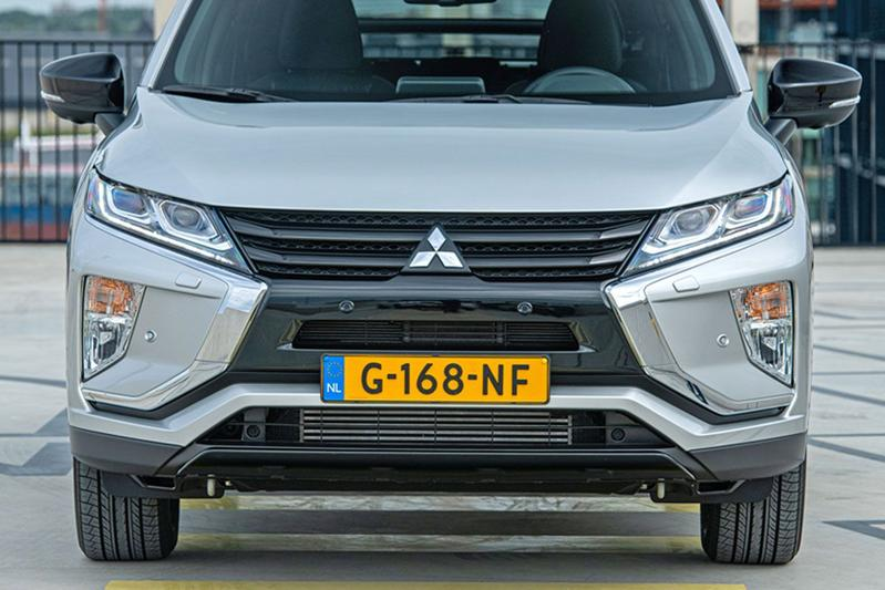 Facelift Friday Mitsubishi Eclipse Cross