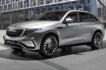 Mercedes-Benz EQC volgens Hofele Design