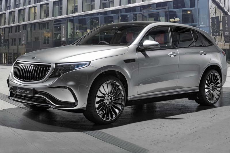 Hofele Design Mercedes-Benz EQC