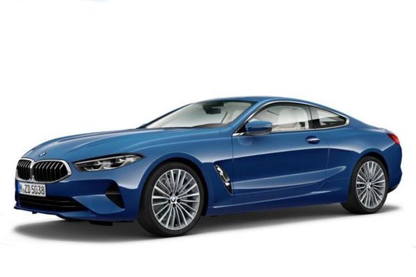 BMW 8-serie nu zonder 'M'