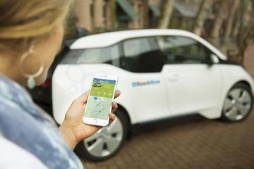 Experiment BMW Car Sharing in de VS