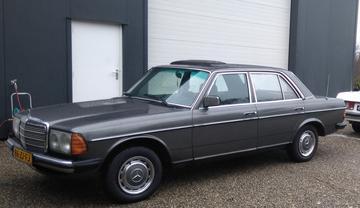 Mercedes-Benz 300 D (1978)