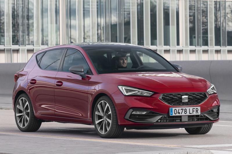 Seat Leon 1.5 eTSI 150pk FR Launch Edition (2020)