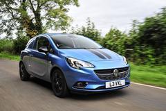 Vauxhall Corsavan met GSi-aspiraties