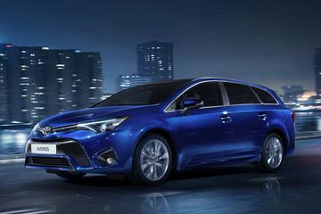 Nieuwe Toyota Avensis: alle prijzen