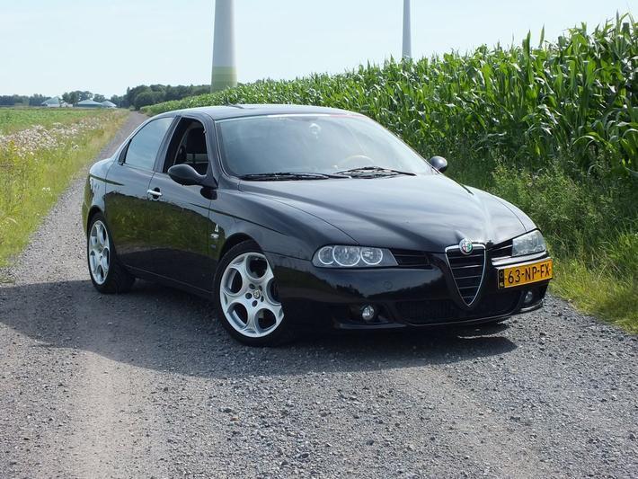 Alfa Romeo 156 1.8 T.Spark 16V Progression (2004)