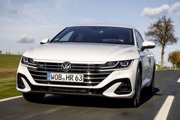 Volkswagen Arteon plug-in hybride op de prijslijst