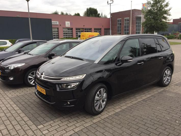 Citroen Grand C4 Picasso BlueHDi 120 Eco Business (2016)