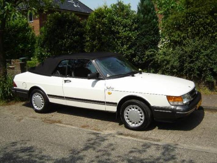 Saab 900 Turbo 16 Cabrio (1988)