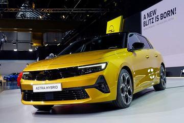 Opel Astra - Eerste Kennismaking