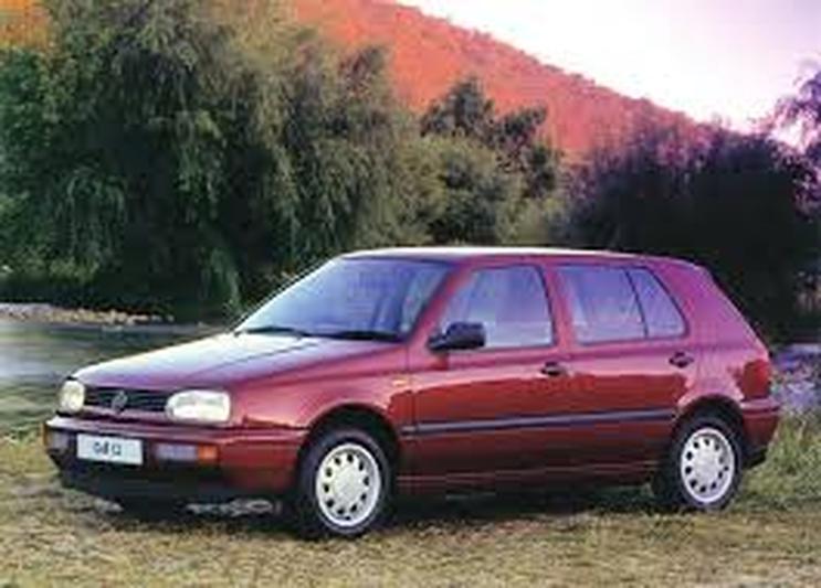 Volkswagen Golf 1.8 75pk GL (1993)