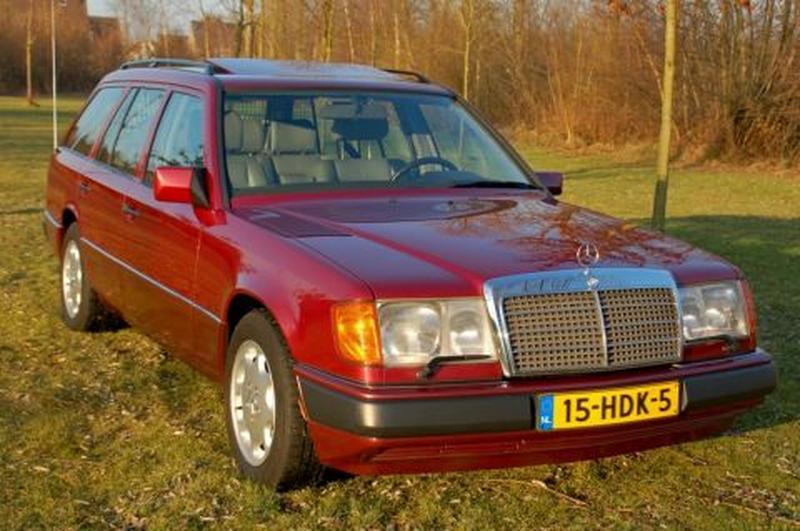 Mercedes-Benz 300 TE (1991)
