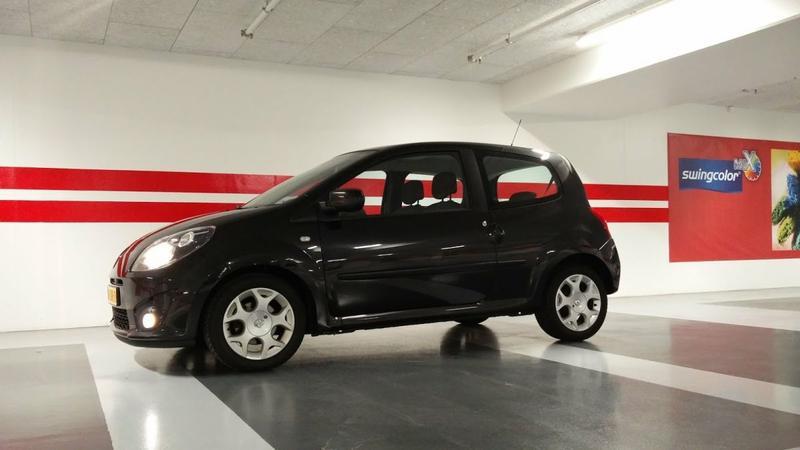 Renault Twingo 1.2 16V CO2 Dynamique (2010)