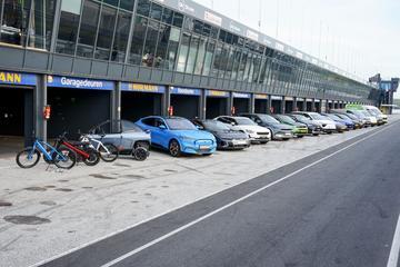 Ervaar zelf elektrisch rijden op Circuit Zandvoort