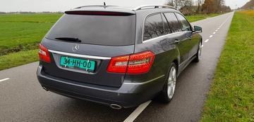 Mercedes-Benz E 350 CDI BlueEFFICIENCY Estate Avantgarde (2010)