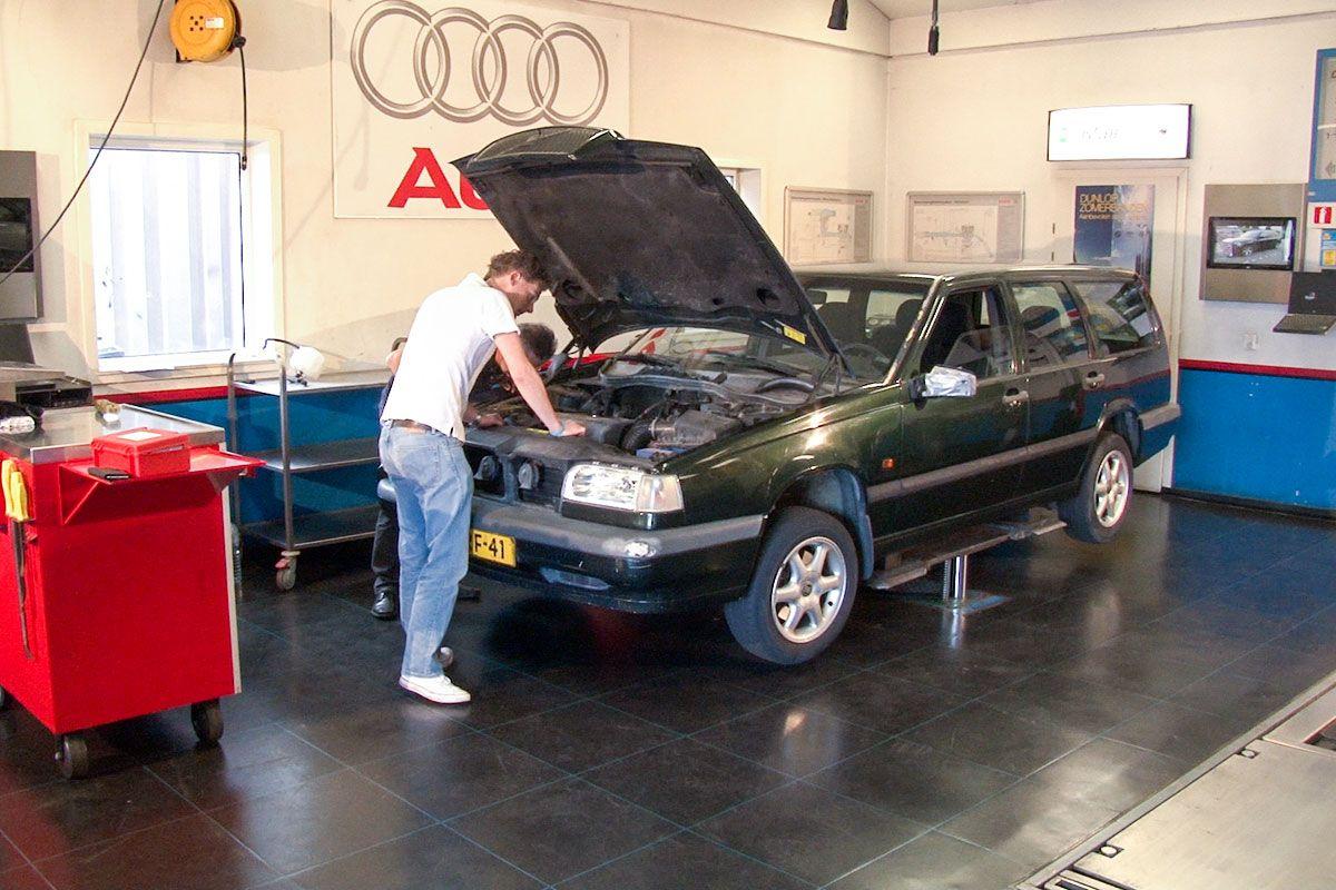Viva La Volvo Deel 2 Distributieriem Autoweeknl