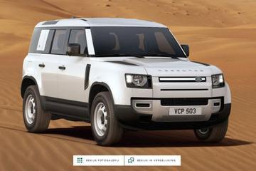 Back to Basics: Land Rover Defender 110
