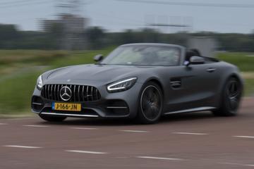 Mercedes-AMG GTC Roadster - Achteruitkijkspiegel