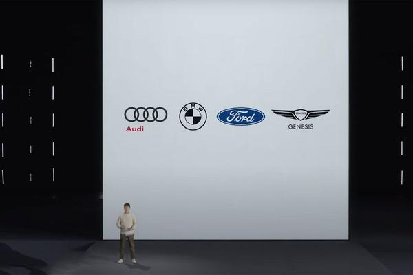 Samsung: digitale autosleutel, SmartThings voor Android Auto