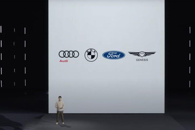 Samsung presentatie