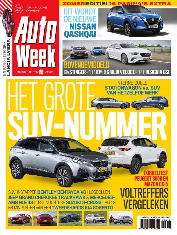 AutoWeek 28 2018