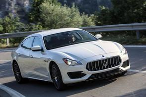 Maserati Quattroporte GTS Gran Sport