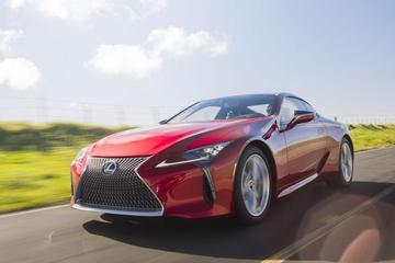 Lexus LC krijgt modeljaarupdate