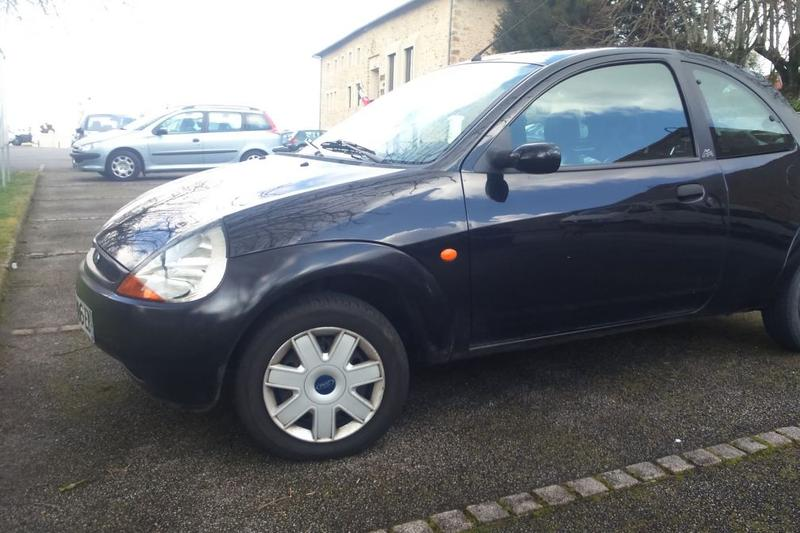 Ford Ka (2006)