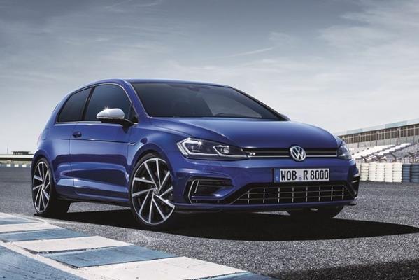 Performance Package voor Volkswagen Golf R