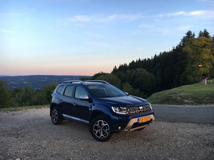 Dacia Duster TCe 125 4x4 Prestige (2018)