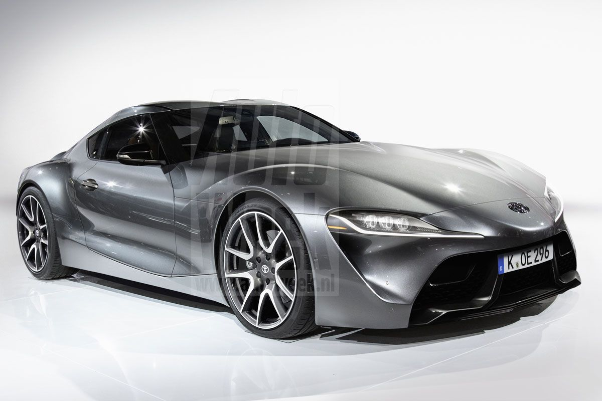 Blik To The Future Toyota Supra En Bmw Z5 Autonieuws