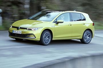 Volkswagen Golf VIII - Rij-impressie