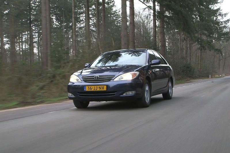 Toyota Camry 2.4 - 2002 - 414.993 km - Klokje Rond