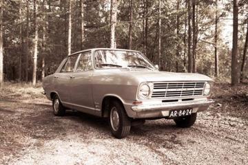 Opel 1100 Special (1968)